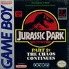 Jurassic Park Part 2: The Chaos Continues Cheats and Cheat Codes